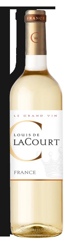 LOUIS DE LACOURT