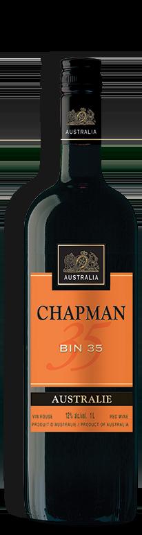 CHAPMAN BIN 35