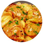 HONEY DIJON CHICKEN THIGHS