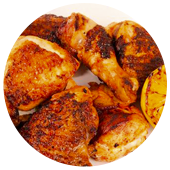 PORTUGUESE BARBECUED CHICKEN