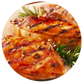GLAZED BALSAMIC CHICKEN
