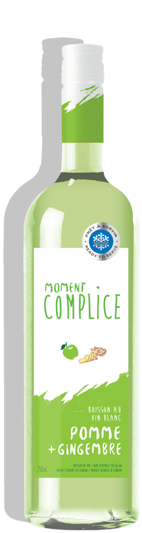 MOMENT COMPLICE APPLE + GINGER
