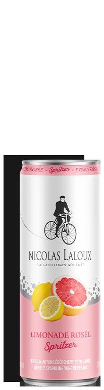 Nicolas Laloux Spritzer Pink Lemonade