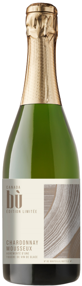 Limited Edition – Sparkling Chardonnay with a touch of icewine