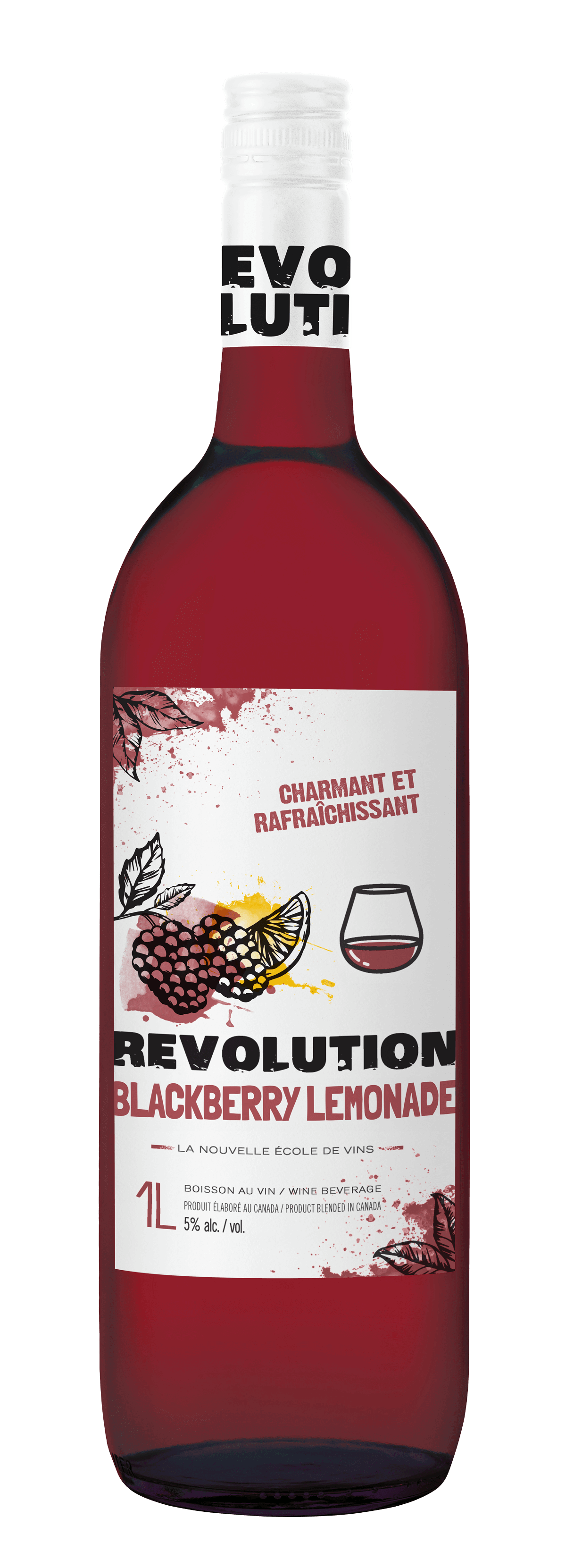 Revolution Blackberry Lemonade