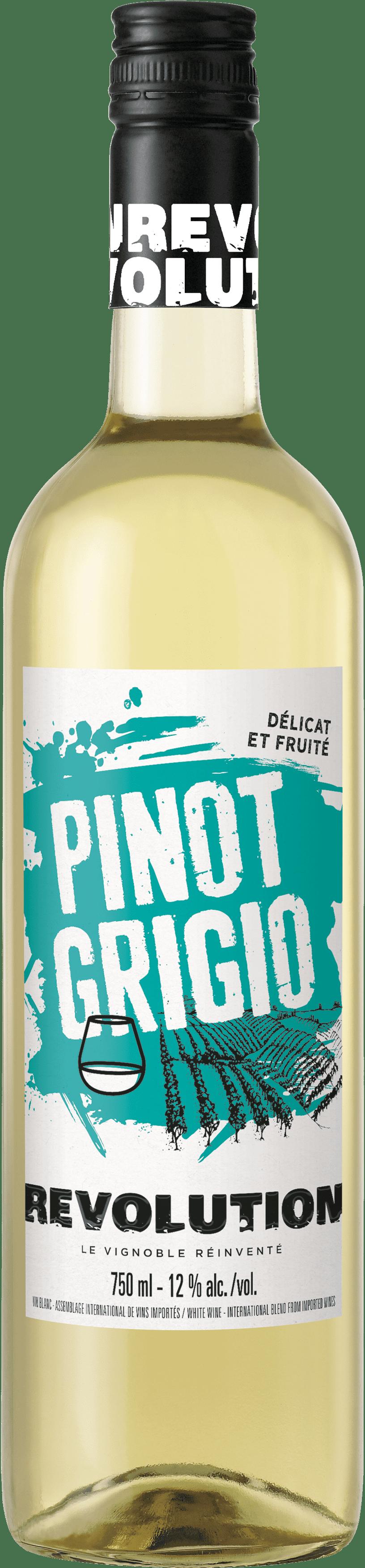 Revolution Pinot Grigio